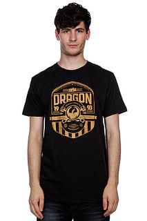 Футболка Dragon Union Built Black