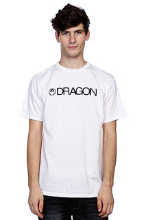 Футболка Dragon Trademark White