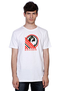 Футболка Dragon Hunter Tee F12 White