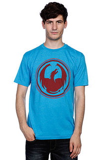 Футболка Dragon Icon High Mark Turquoise Heather