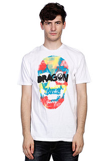 Футболка Dragon New Model Army Slim Tee H10 White