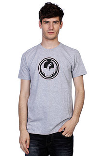Футболка Dragon Icon Slim F12 Heather Grey