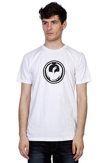 Футболка Dragon Icon Slim F12 White