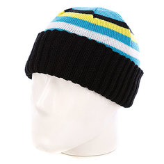 Шапка Dragon Blitz Flip Beanie Black
