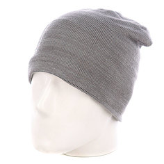 Шапка Dragon Icon Claim It Beanie Neutral Grey