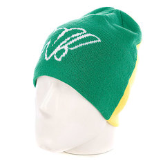 Шапка Dragon Pop Block Beanie Green