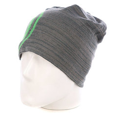 Шапка носок Dragon Icon Claim It Beanie Grey