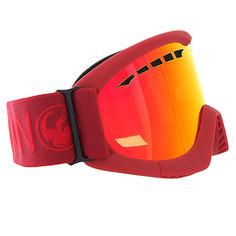 Маска для сноуборда Dragon DXS Epoch/Red Ionized