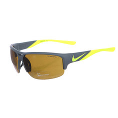 Очки Nike Golf X2 Matte Bomber Grey/Volt Max Outdoor Lens