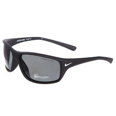 Очки Nike Adrenaline Matte Black Grey Max Polarized Lens