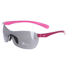 Очки Nike Excellerate Bright Magenta/Red Violet/Grey Silver Flash Lens