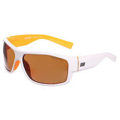 Очки Nike Expert P Brown Polarized Lens/White/Laser Orange
