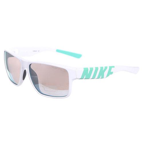 Очки Nike Mojo R Grey W/Super Blue Flash Lens White/Mint