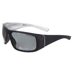 Очки Nike Wrapstar P Grey Max Polarized Lens Matte Black