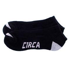 Носки низкие Circa Ghost Basics Black - Подарок