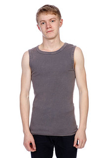 Майка Urban Classics Faded Tanktop Dark Grey