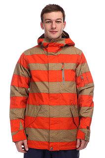 Куртка Burton Burner Rugby Stripe