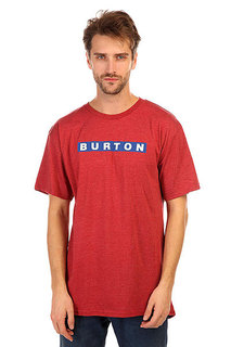 Футболка Burton Mb Vault Rpet Chili Pepper Heather