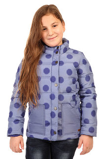 Куртка детская Roxy Snow Day G Jacket Ikat Polka Dot