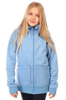 Толстовка сноубордическая детская Burton Journey Flc Provence Heather