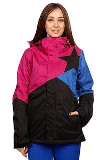 Куртка женская Zimtstern Snow Jacket Snowy Women Blue/White