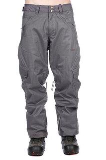 Штаны сноубордические Zimtstern Snow Pant Ronan Men Dark Grey