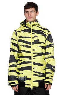 Куртка Neff Destroyer Yellow Zebra