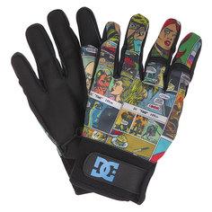 Перчатки сноубордические DC Radian Glove Comic Stripe