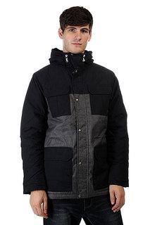 Куртка Quiksilver Longbay Wool Anthracite