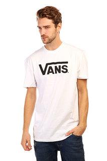 Футболка Vans Classic White/Black