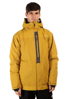 Куртка Quiksilver Tension Jkt Olive Oil