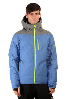 Куртка Quiksilver Ultimate Jacket Olympian Blue