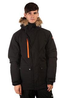 Куртка Quiksilver Selector Mtn Black