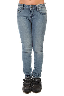 Джинсы узкие детский Roxy Take A Hike G Pant Vintage Med Blue
