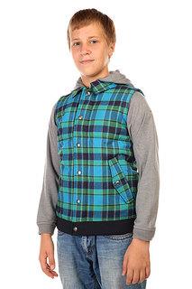 Куртка детская Burton Dble Dwn Flce Blue Ray