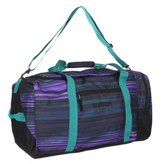 Сумка спортивная Burton Boothaus Bag Lg 45l High Tide Stripe