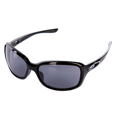 Очки Oakley Urgency Polished Black W/Grey