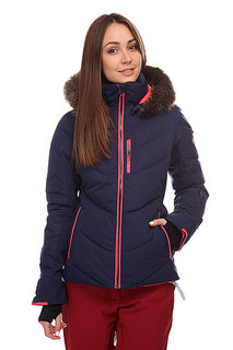 Куртка женская Roxy Snowstorm Peacoat