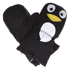 Варежки сноубордические детские Celtek Superstar Mitten Penguin