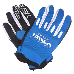 Перчатки Oakley Factory Glove Blue Line