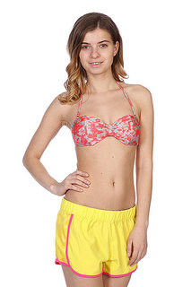 Бюстгальтер женский Stussy Prom Bikini Top Red