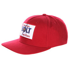 Бейсболка Lightning Bolt Classic Cap Chili Pepper