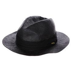 Шляпа женская Stussy Sand Fedora Black