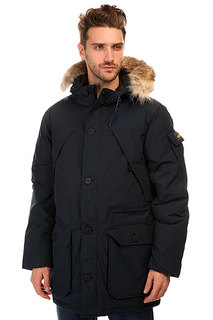 Куртка парка Penfield Hoosac Rf Hooded Down Mountain Parka Navy