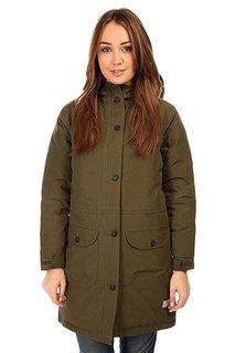 Куртка парка женская Penfield Miller Long Mountain Parka Jacket Lichen