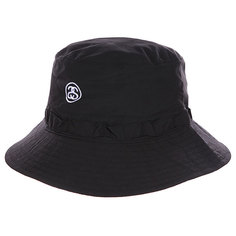Панама Stussy Packable Bucket Hat Black