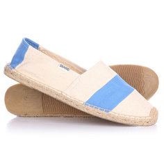 Эспадрильи женские Soludos Original Barca Sailor Stripe Blue