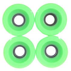 Колеса для скейтборда для лонгборда Pure Longboard Green 83A 51 mm