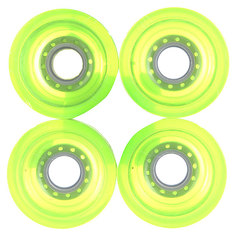 Колеса для скейтборда для лонгборда Pure Longboard Clear 83A 51 mm