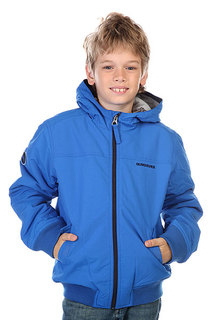 Куртка Quiksilver News levin youth Victoria Blue